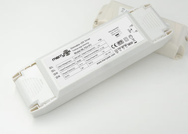 China 1 motorista do diodo emissor de luz do impulso 1-10V Dimmable do × 75W, tensão constante PWM que escurece o motorista do diodo emissor de luz fábrica